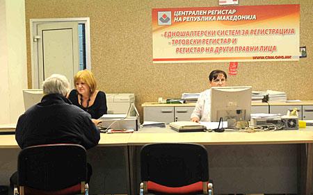 Around 25 thousand companies may be shut down in FYR Macedonia