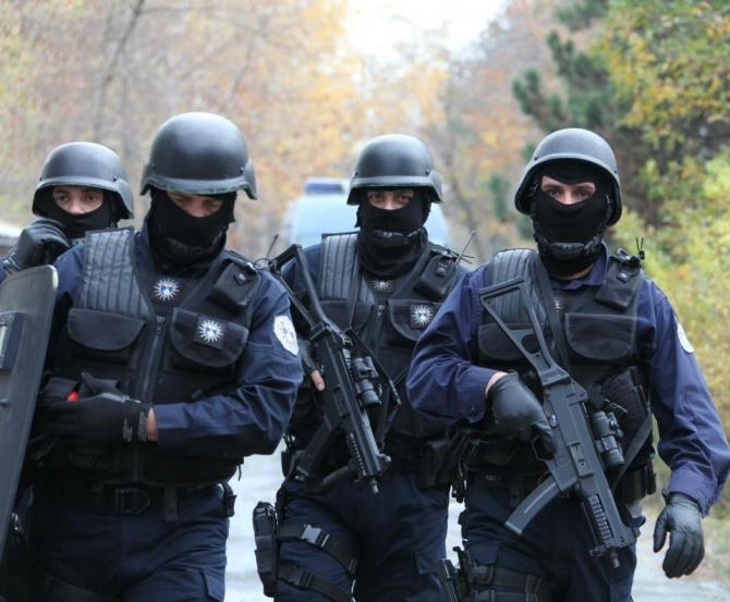 Serb police officer identifies the suspected murderer of Enver Zymberi
