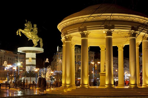Skopje, the second cheapest city in Europe