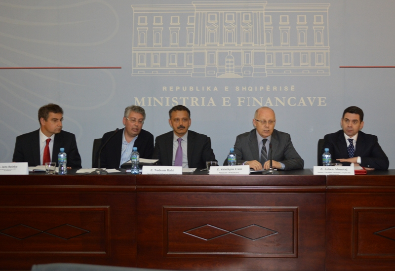 IMF says that economic growth in Albania is forecasted to be 2% this year