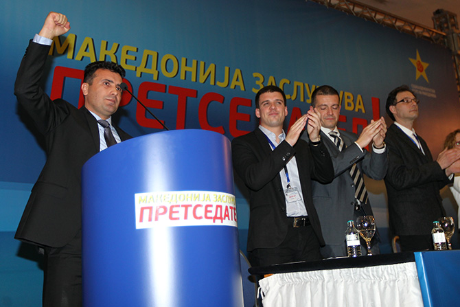 LSDM: Nobody congratulated Gruevski and Ivanov on their victory