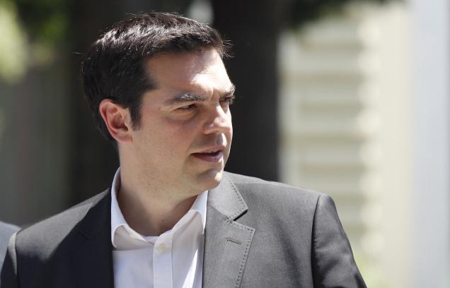 Greek main opposition leader on Moscow for official visit