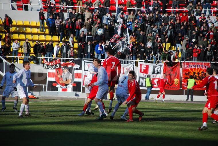 Skopje wins its fourth football title