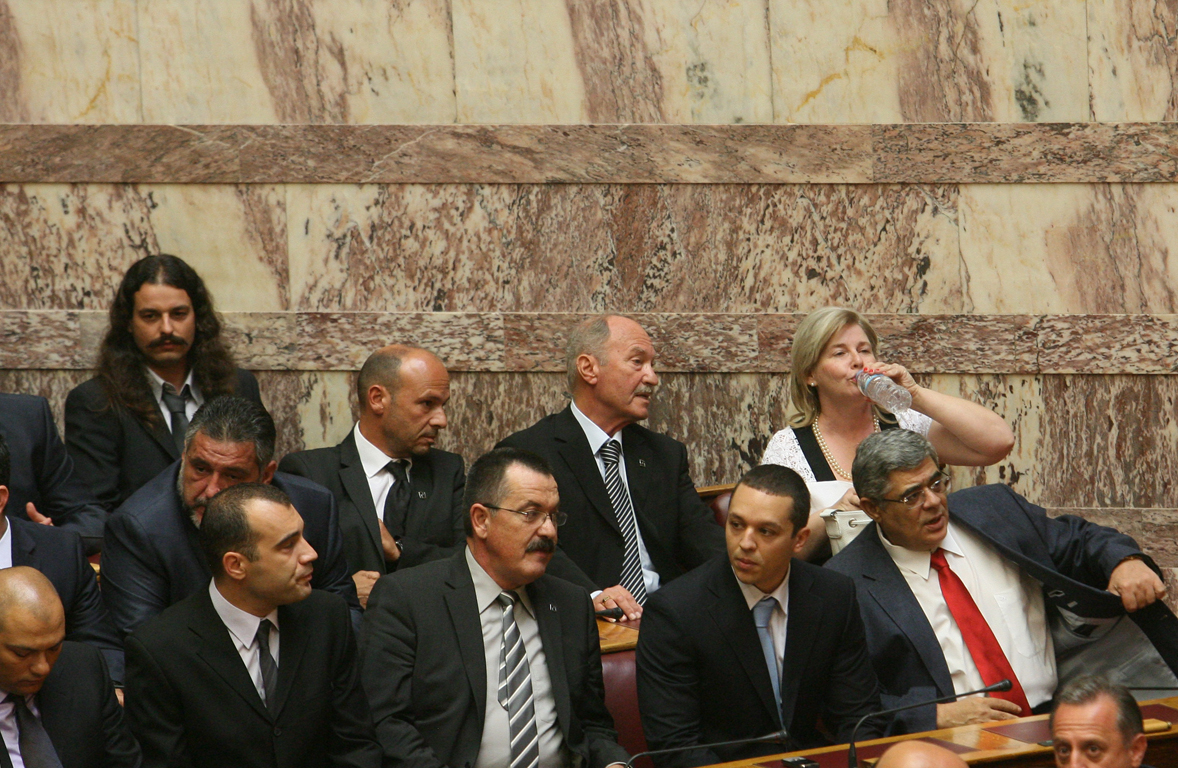 Greek Supreme Court rules for the participation of Golden Dawn in euro-elections