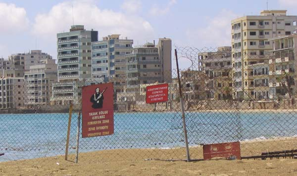 US to announce master plan for Famagusta during Biden's visit