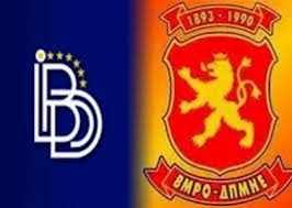 VMRO-DPMNE and BDI announce the agreement for the creation of the new government