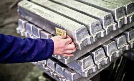 Electricity price in the way of the Aluminium Plant sale