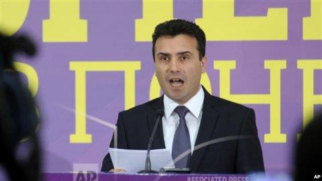 Macedonian opposition: We will not go back to parliament