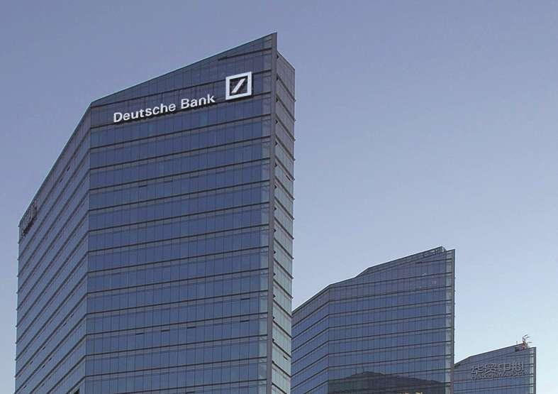 Deutsche Bank opens technological center in Bucharest, eyes energetic infrastructure