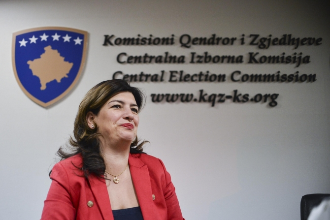 Chairwoman of CEC asks political parties to hold fair elections