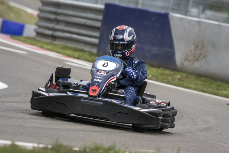 Albania And Kosovo Participate In The World Final Of Bull Kart