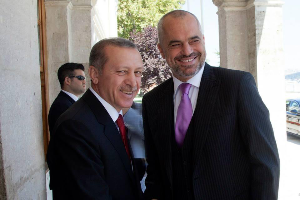 Is strategic partnership coming to life? Erdogan visits Tirana