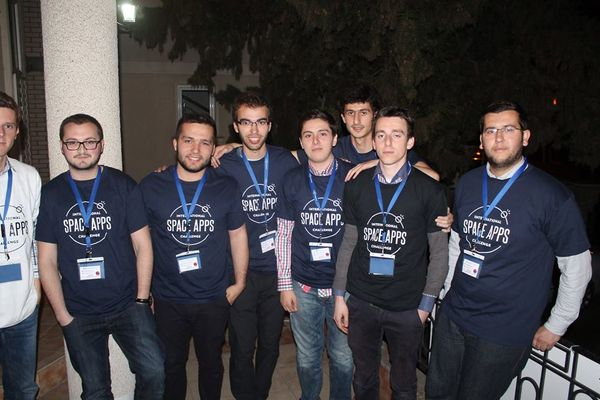 Students from Skopje participate in the NASA competition