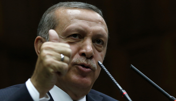 Erdogan comes first to the opinion polls for the presidency