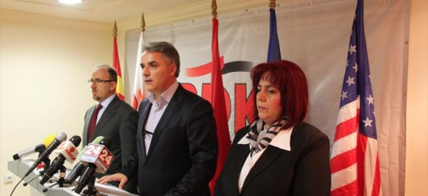 Leadership of RDK steps down following the failure, it doesn't recognize the elections