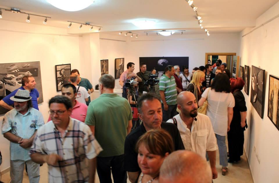 """Gostivar 14"" figurative art exhibition"