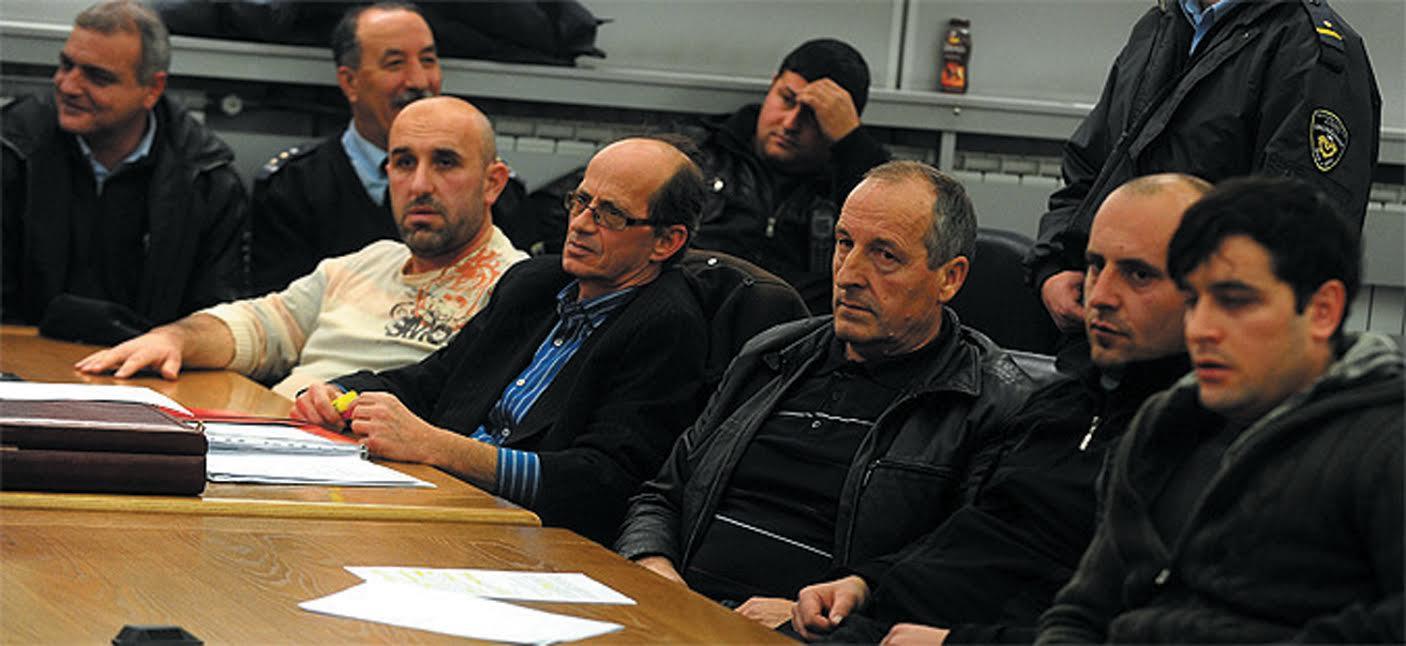 Skopje, six Albanians given life prison sentences