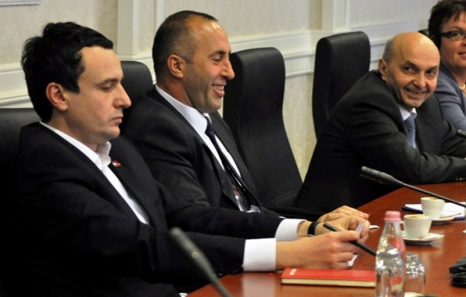 Opposition parties continue their talks about the formation of the government