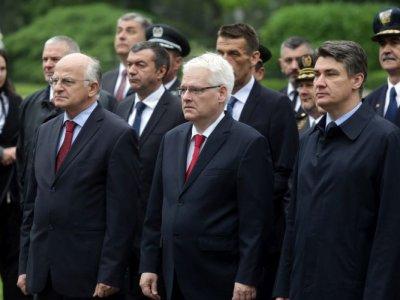 Croatia celebrated the Statehood Day