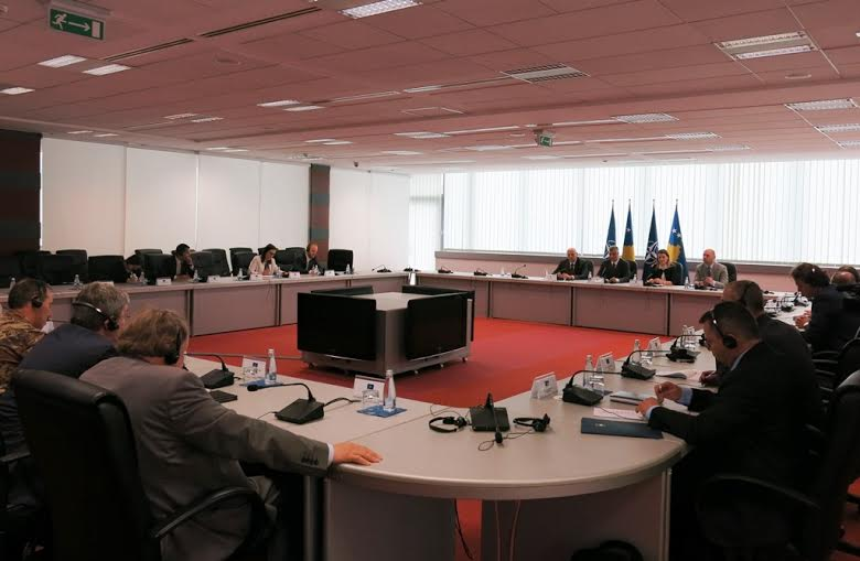 Myrli: International community must treat Kosovo as an independent and sovereign state
