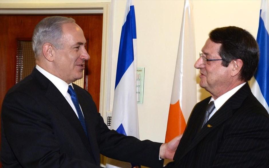 Cyprus-Israel discuss energy cooperation