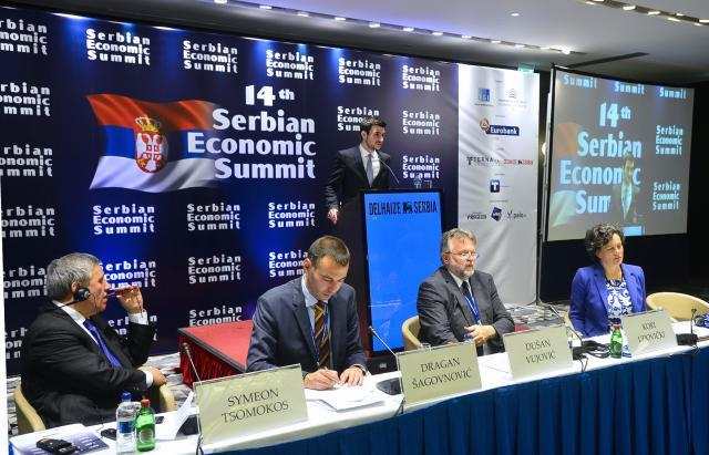 "Serbian economy ""its own enemy"""