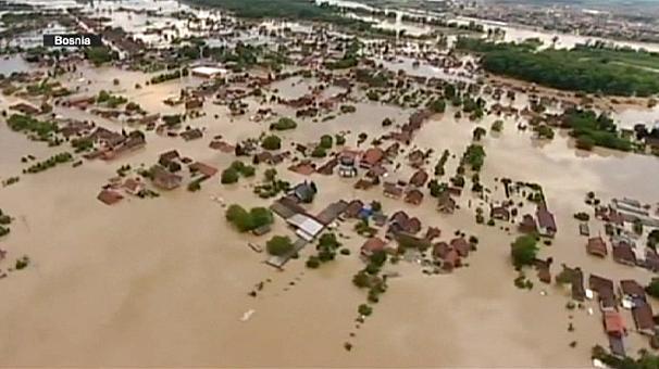 Serbia still has no floods damage estimation
