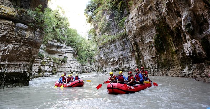 Canyons of Skrapar, a new magic experience of Albania