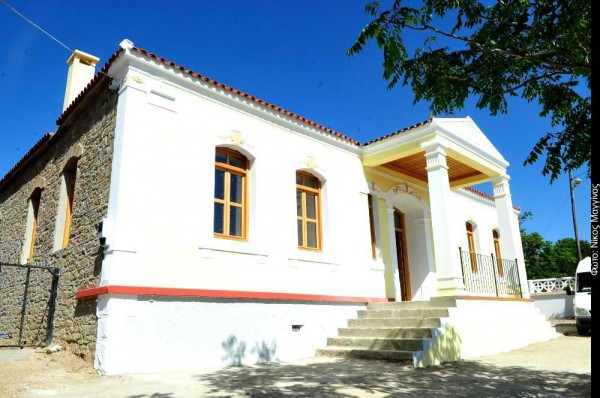 After the primary school in Imbros there are efforts for the reopening of a secondary school