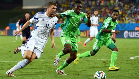 Nigeria Defeats Bosnia-Herzegovina, 1-0