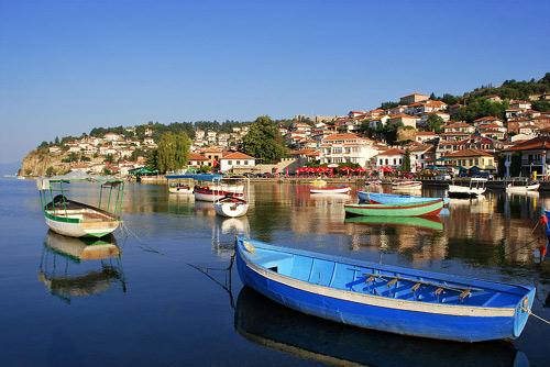 Ohrid in the ten most beautiful tourist destinations