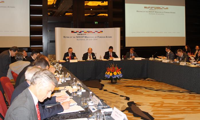 SEECP member countries back Albanians EU membership candidate status