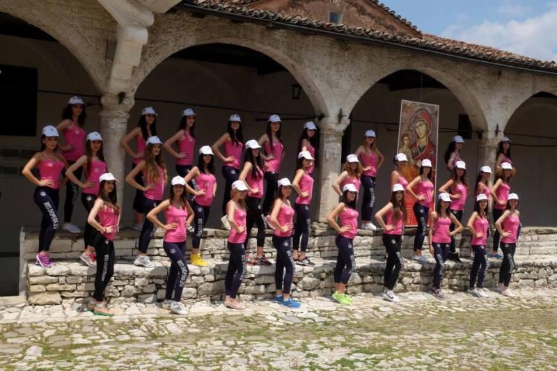 """Miss Albania 2014"" contenders arrive in Skopje, the race begins…"