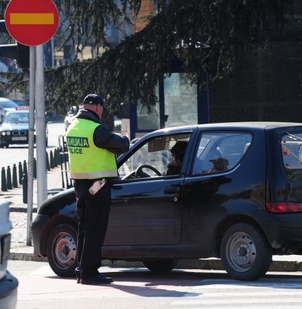State collects 7,3 million Euros worth of road fines
