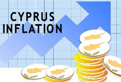 Cyprus' annual inflation increases in May