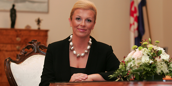 Is Croatia ready for the first woman head of state?