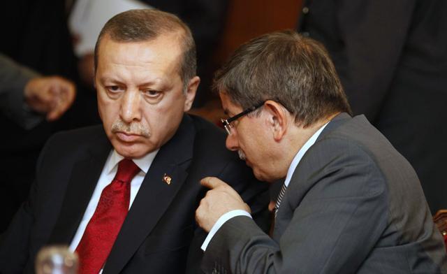 Ahmet Davutoglu's lost credibility
