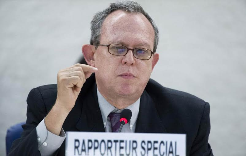 UNO rapporteur concerned about the freedom of media in FYR Macedonia