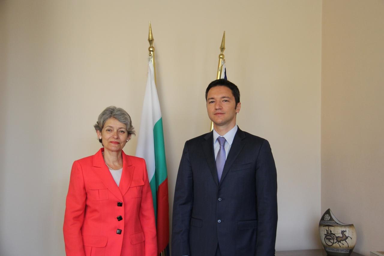 Bulgarian PM nominates UNESCO chief Bokova to be next UN Secretary General – report