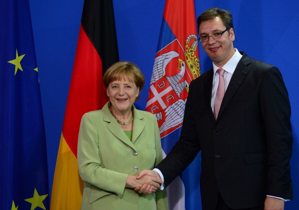 Vucic in Berlin – the next day