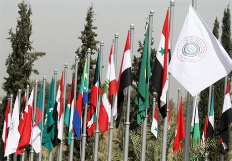 Political and economic cooperation between EU and Arab States
