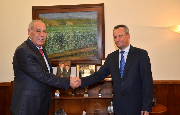 Tirana and Skopje talk about the highway that links the two countries