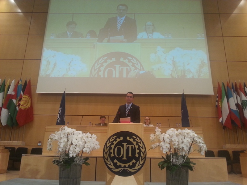 Albania becomes member of ILO board for the first time
