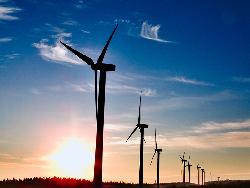 Largest wind power plant in Croatia opens for work