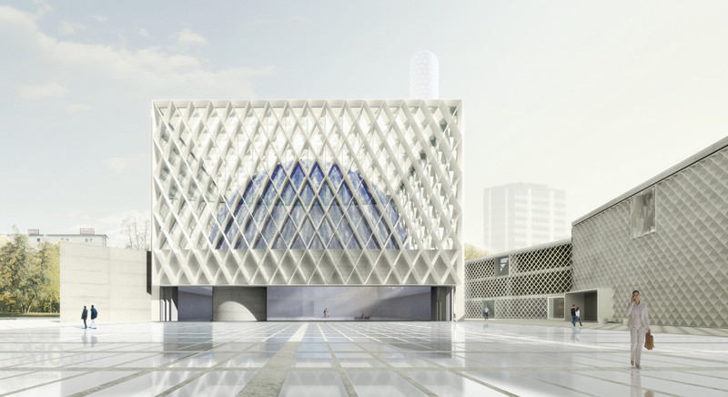 Ljubljana mosque to enter first phase of construction works