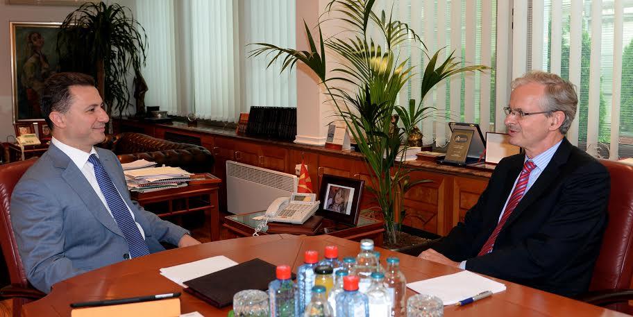 Danielsson brings the messages of EC to Skopje, opposition criticizes integration gridlock