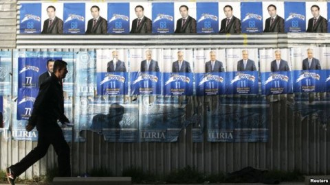 Incidents in Kosovo ahead of the elections