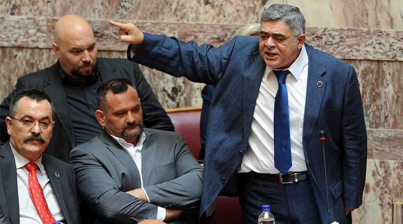 Parliament lifts immunity of leading Golden Dawn trio