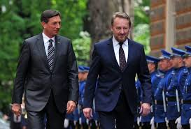 Slovenian President seeks to strengthen ties with B&H