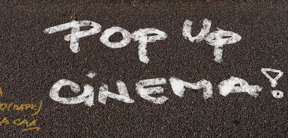 """""""Pop Up Cinema"""" film festival in Skopje"""